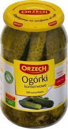 Picture of OGOREK KONSERWOWY 870G ORZECH