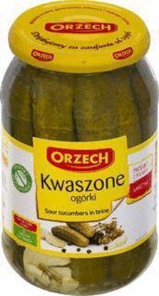 Picture of OGOREK KWASZONY 870G ORZECH