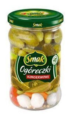 Picture of OGORKI SMAK KONSERWOWE MINI 300G