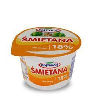 Picture of SMIETANA 18% 200ML OSM PIATNICA