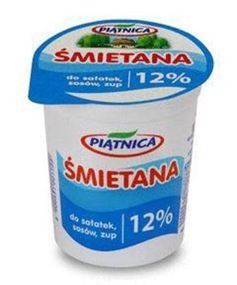 Picture of SMIETANA 12% 400ML OSM PIATNICA