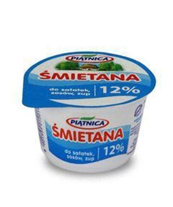 Picture of SMIETANA 12% 200ML OSM PIATNICA