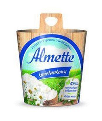 Picture of SEREK ALMETTE SMIETANKOWY 150G HOCHLAND