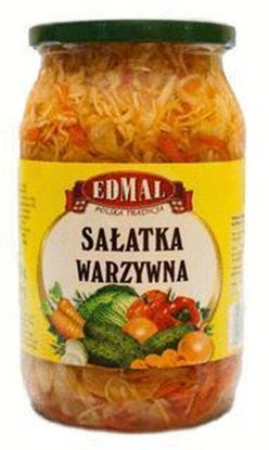 Picture of SALATKA WARZYWNA 900ML EDMAL