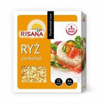 Picture of RYZ SONKO RISANA 4*100G DLUGOZIARNISTY PARBOILED HFP