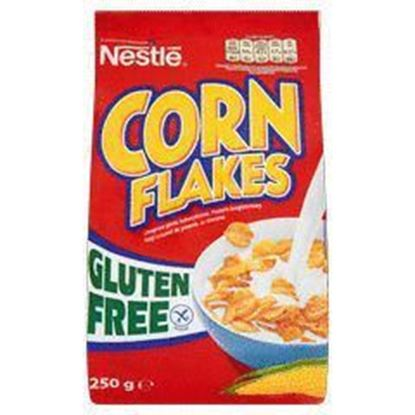 Picture of PLATKI NESTLE 250G CORN FLAKES KUKURYDZIANE