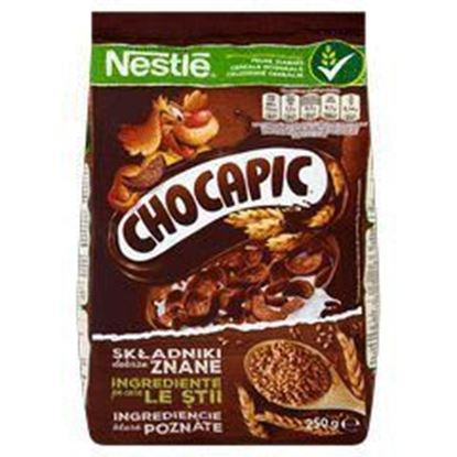 Picture of PLATKI NESTLE 250G CHOCAPIC CZEKOL
