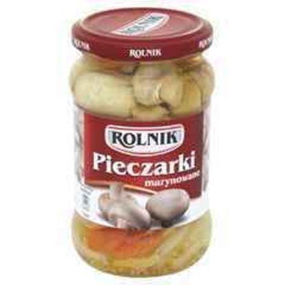 Picture of PIECZARKI MARYNOWANE 370ML ROLNIK