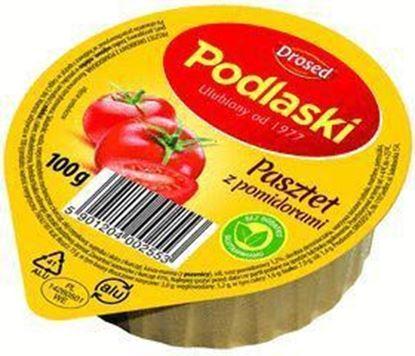 Picture of PASZTET DROSED 100G PODLASKI DROBIOWY POMIDOROWY