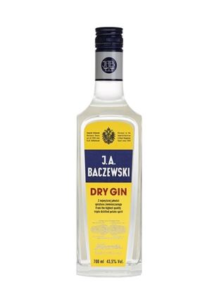 Picture of J.A.BACZEWSKI DRY GIN