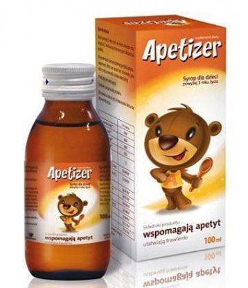Picture of Apetizer Junior, syrop dla dzieci, 100 ml