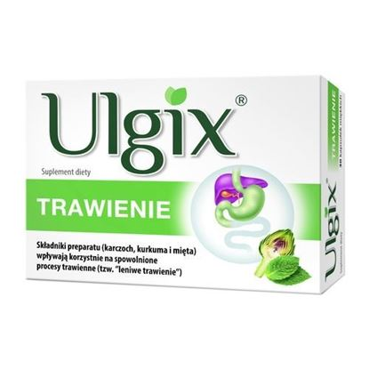 Picture of Ulgix trawienie, 15 kapsułek