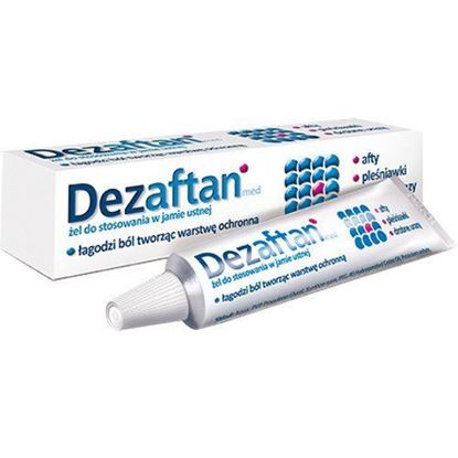 Picture of Dezaftan MED, żel 8 g