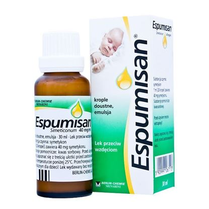 Picture of Espumisan 40 mg/ml, krople doustne, 30 ml