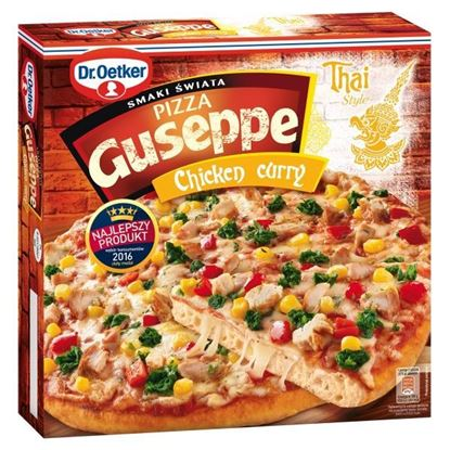 Picture of Guseppe Kurczak & Curry Dr. Oetker 375g