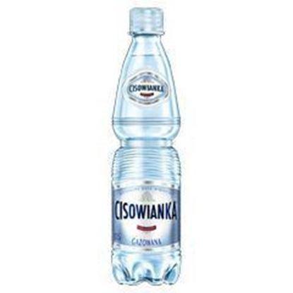 Picture of CISOWIANKA WODA 500ML GAZ PET NALECZOW