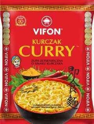 Picture of ZUPA VIFON KURCZAK CURRY OSTRA BLYSK 70G