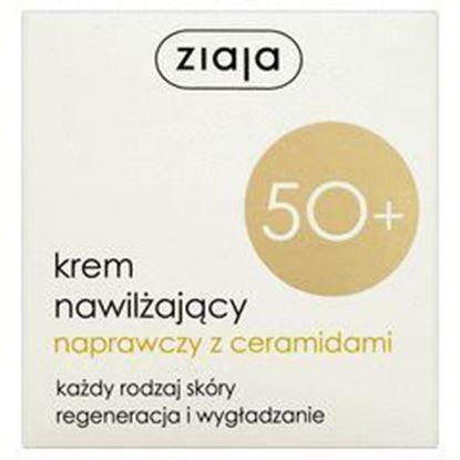 Picture of ZIAJA KREM NAWILZ NAPRAWCZY Z CERAM 50+ 50ML