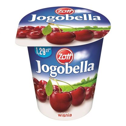 Picture of Jogurt Jogobella Wiśnia 150G Zott