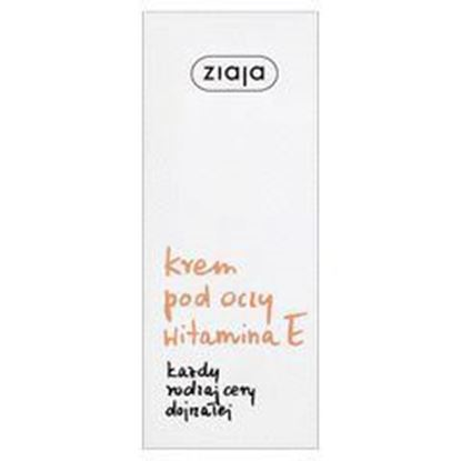 Picture of ZIAJA KREM POD OCZY WITAMINA E 15ML