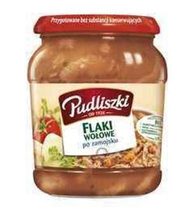 Picture of FLAKI WOLOWE PO ZAMOJSKU 500G PUDLISZKI