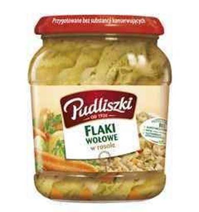 Picture of FLAKI WOLOWE W ROSOLE 500G PUDLISZKI