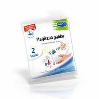 Picture of MAGICZNA GABKA 3D 2szt STELLA PACK
