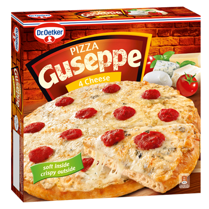 Picture of Guseppe 4 sery Dr. Oetker 335g