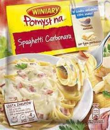 Picture of FIX WINIARY POMYSL NA SPAGHETTI CARBONARA 34G