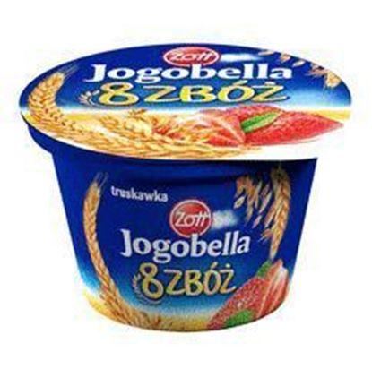 Picture of JOGURT JOGOBELLA 8 ZBOZ TRUSKAWKA 200 G ZOTT
