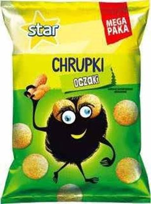 Picture of CHRUPKI STAR OCZAKI ORZECH 125G FRITO LAY