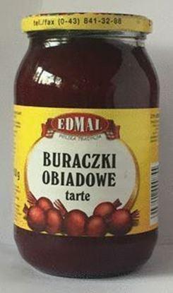 Picture of BURACZKI OBIADOWE TARTE 900ML EDMAL