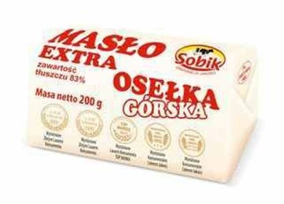 Picture of MASLO EXTRA OSELKA GORSKA  200G SOBIK
