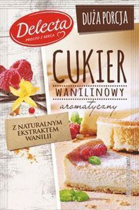 Picture of CUKIER WANILINOWY 30G DELECTA