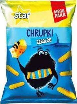 Picture of CHRUPKI STAR ZEBOLCE SER ZIEMN 125G FRITO LAY