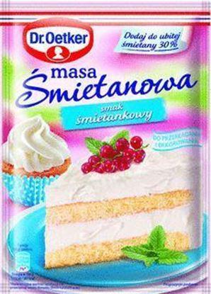 Picture of MASA SMIETANOWA-SMIETANKOWA 86G DR OETKER