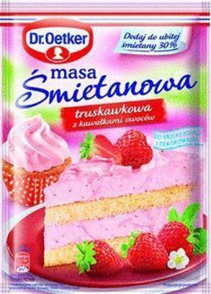 Picture of MASA SMIETANOWA-TRUSKAWKOWA 86G DR OETKER