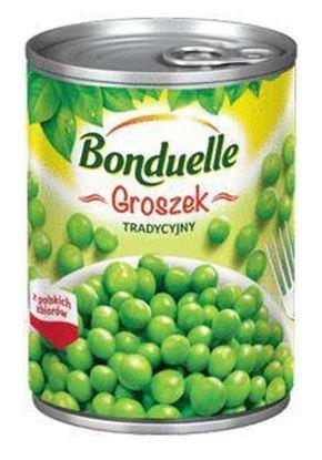 Picture of GROSZEK TRADYCYJNY 400ML BONDUELLE