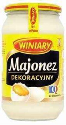 Picture of MAJONEZ WINIARY DEKORACYJNY 700ML