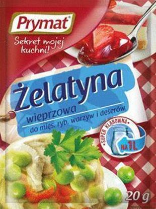 Picture of ZELATYNA PRYMAT 20G