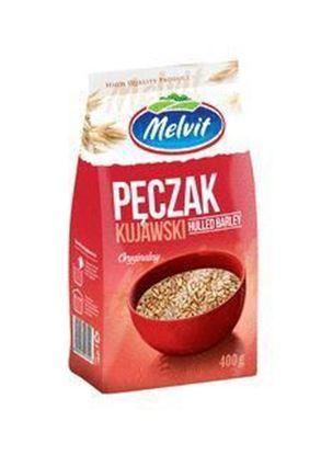Picture of KASZA JECZMIENNA PECZAK KUJAWSKI 400G MELVIT