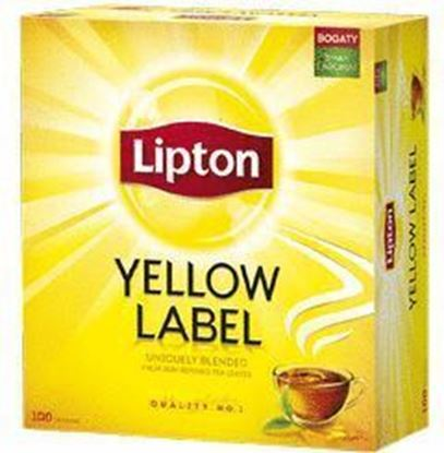 Picture of HERBATA LIPTON EXP 100*2G