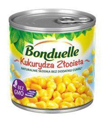 Picture of KUKURYDZA KONSERWOWA ZLOCISTA 425ML BONDUELLE