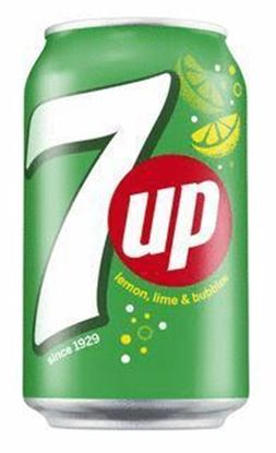 Picture of NAPOJ 7UP 330ML PUSZKA