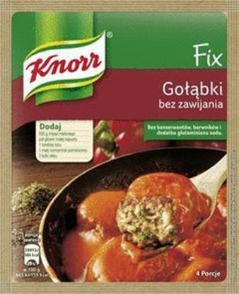 Picture of FIX KNORR GOLABKI BEZ ZAWIJANIA 64G