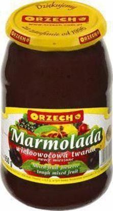 Picture of MARMOLADA TWARDA WIELOWOC SLOIK 300G ORZECH