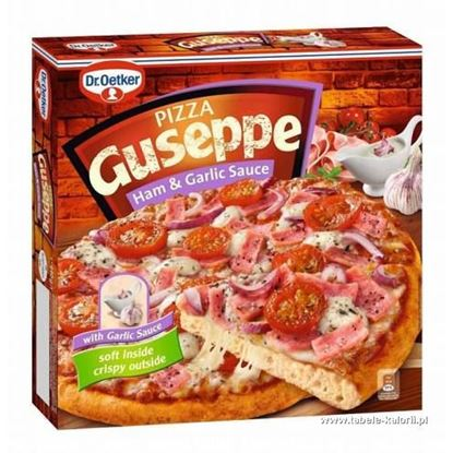 Picture of Guseppe Pizza szynka i sos czosnkowy Dr. Oetker 440g
