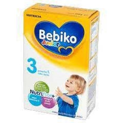 Picture of MLEKO BEBIKO 3 JUNIOR 350G (12MC)