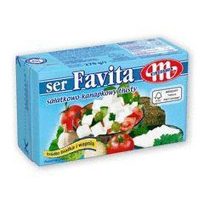 Picture of SER FAVITA 18% 270G NIEBIESKA MLEKOVITA