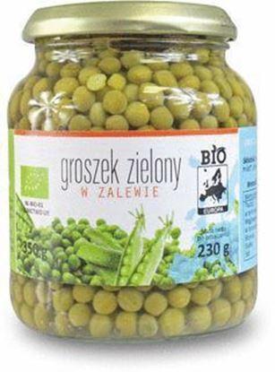 Picture of GROSZEK ZIELONY W ZALEWIE W SLOIKU BIO 350G BIO PLANET